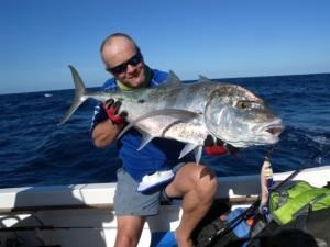 Yellowspot trevally Mozambique