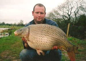 Big Common Maynooth 31lb Maynooth's first thirty