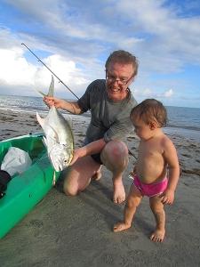 Jasmine Malhado Ladle - the next generation of angling Ladles?