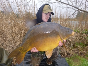 23lb for Davey