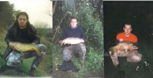 Ballincollig carp 1994-1997