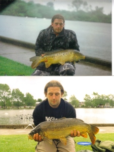 19 and 18.06 on the Lough in 1997