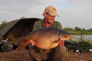 My largest from Maynooth –  'Bubbles' at 30lb 11oz sadly no longer with us!