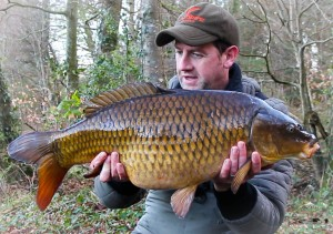 April 2014 and a new fish from a new water – this is what lights my fire!