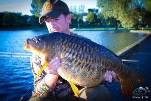 My largest from the Lough in recent times – 18 plus - 2013