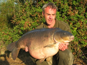 The fat lady from St Ives 52lb