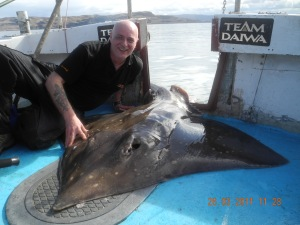 190lb common skate from OBan