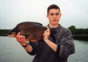 8lb+ bream Co. Clare