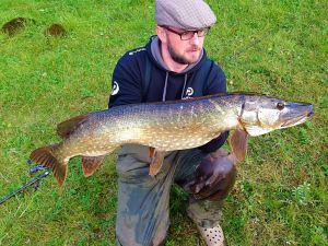 Recent double figure pike