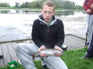 1James-Davis-trout- Corkagh-Park