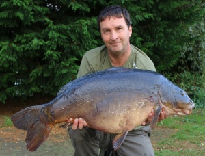 Rob with a 41lb