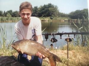 Dave at 14