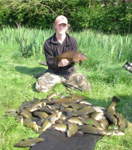 A May bank holiday catch