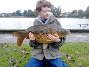 14lb 4oz common for Daniel