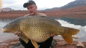 MCF owner  Marc with a 22.7kg January 2014