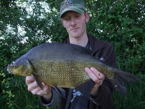 royal canal bream caught last summer