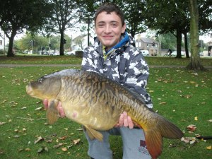 The Lough brings happiness to so many anglers
