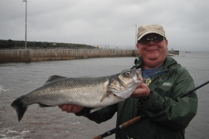 Big Phil from Belfast with a cracking bass