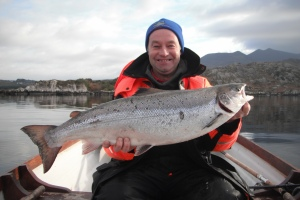 Lough Currane salmon