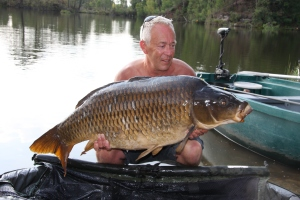 56lb 4oz again landed on the new chilli club