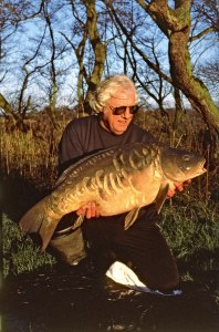 Scaley from the Mangrove, 19th December 1994, during one of my three most memorable sessions ever.