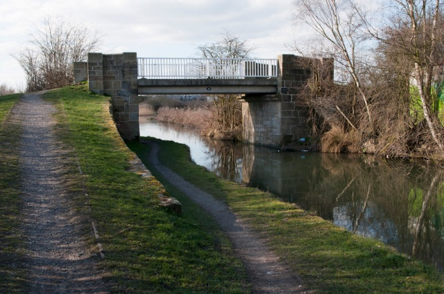 My favourite spot as a young boy, down the cut (canal) with my clothes peg handline