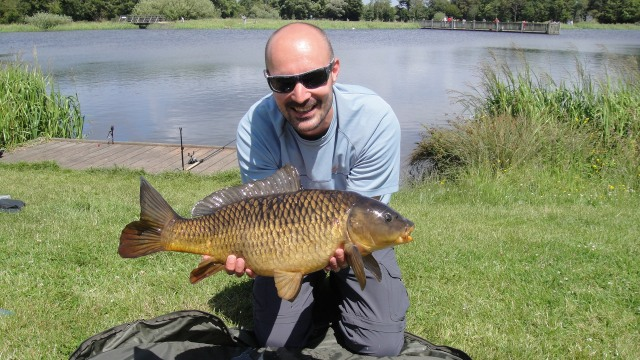 10lb common from Corkagh park