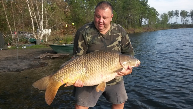 A 61lb common for Eric
