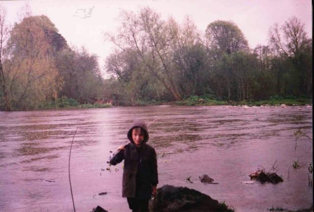 Passey Falls Limerick 1984