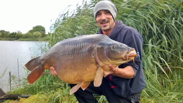 Big Hole 38lb 10oz