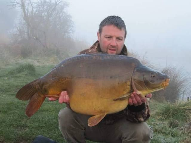 Big Hole at 35lb 12oz