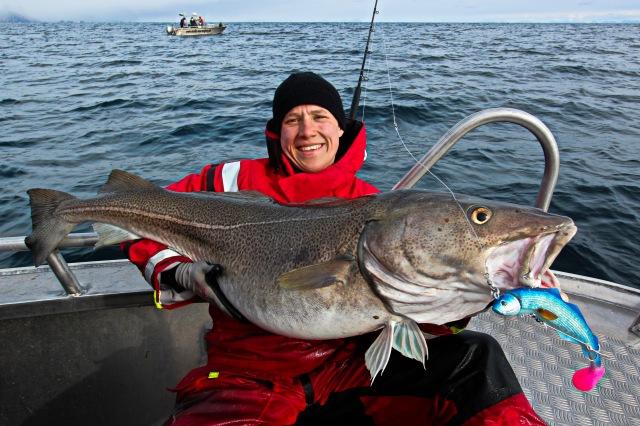 Huge cod