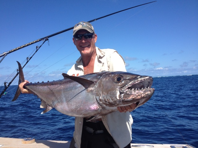 Dogtooth tuna Troy Neel