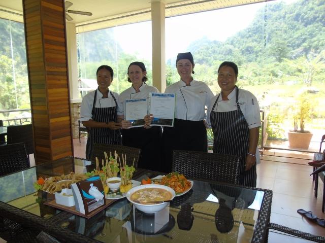 Mountain View restaurant staff