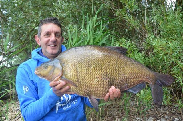 20lb 10oz bream