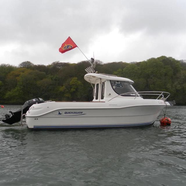 Paul's boat Cianfisher