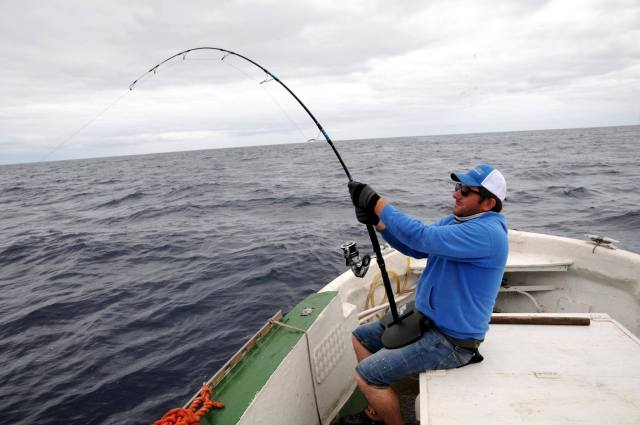 Ascension island by kevin mckie ireland fishing diaries for What do you need for fishing