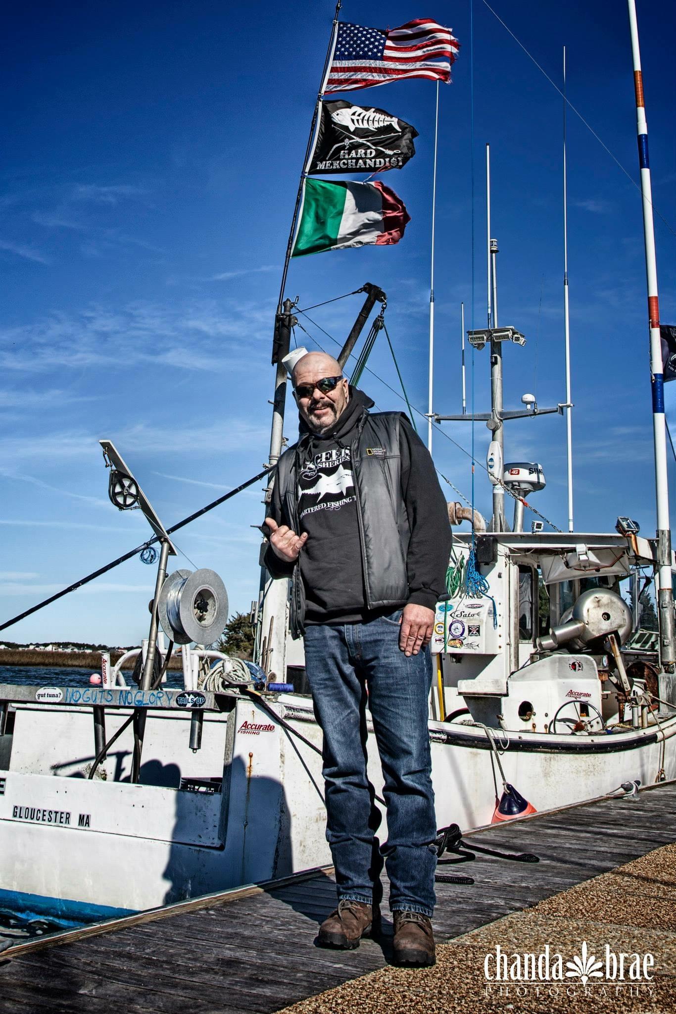 Dave marciano wicked tuna ireland fishing diaries for Tuna fishing show